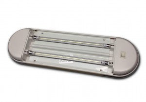 Twin Tube Fluorescent Fixture