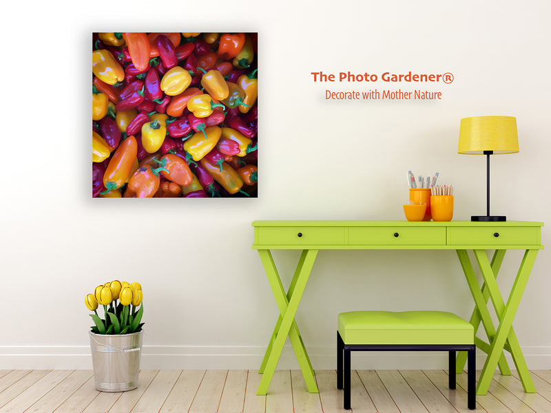 Fine Art Garden Wall Decor