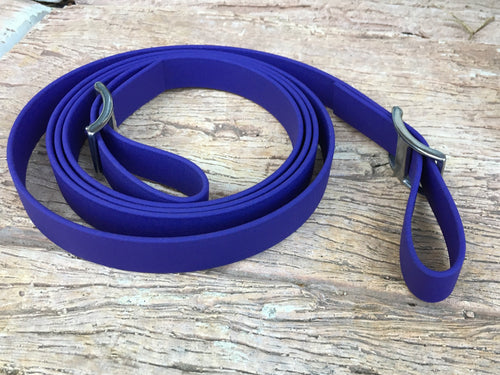 Biothane Beta Barrel Racing Reins