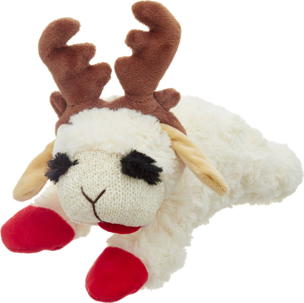 Mini Holiday Lamb Chop Toy