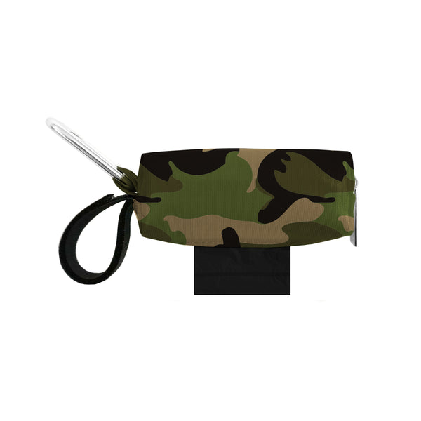 POOP BAG CARRIER  - CAMO PATENT