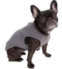 Zoomies Fleece Shell Grey