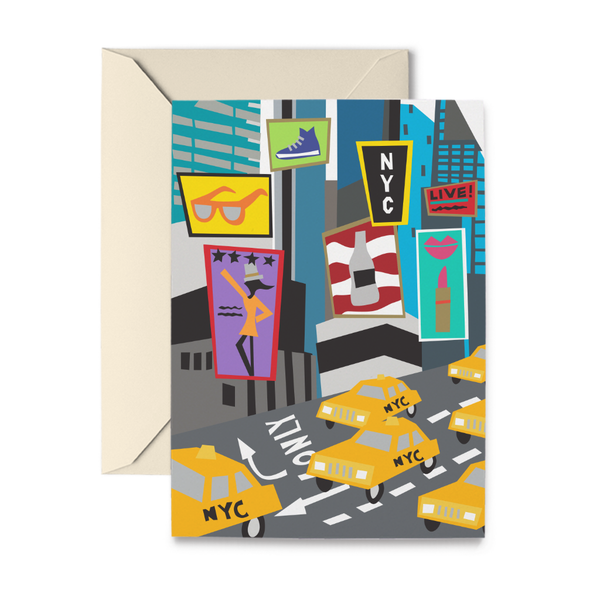 New York City Note Card