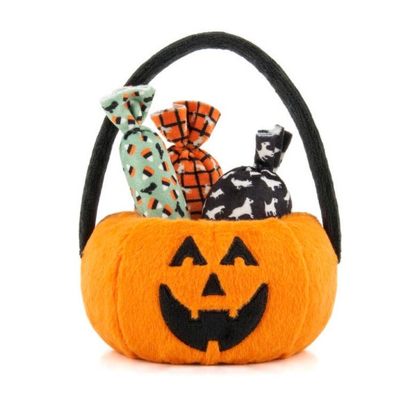Halloween Pumpkin Basket Toy
