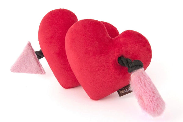 TWO HEARTS PULL TOY