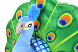 PEACOCK PLUSH TOY