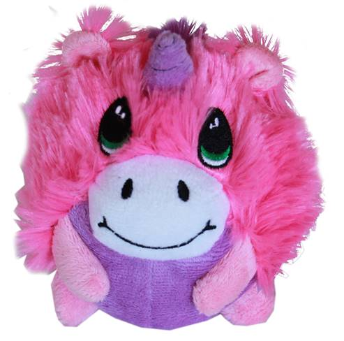 Unicorn Plush Squeaky Toy