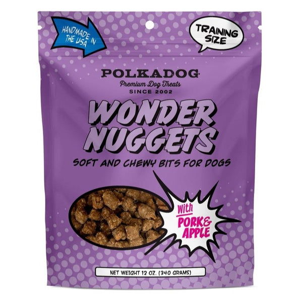 WONDER NUGGETS - PORK & APPLE