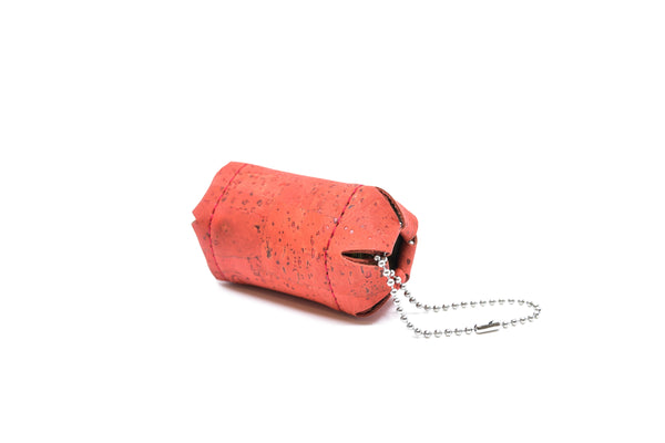 Poop Bag Holder - Orange