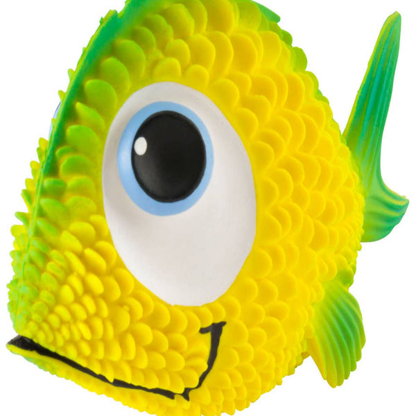 Sensory Squeaky Fish Toy