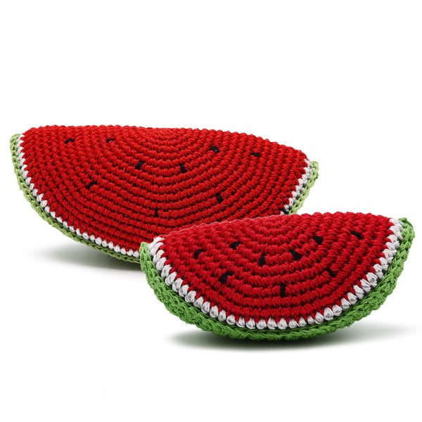 Crochet Watermelon Toy