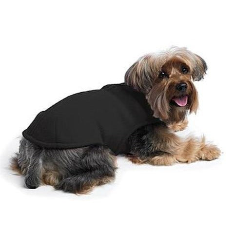 Zoomies Fleece Shell - Black