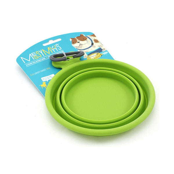 COLLAPSIBLE ON-THE-GO BOWL