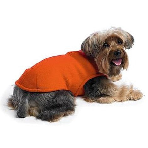Zoomies Fleece Shell Orange
