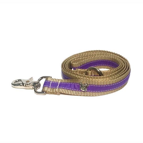 Cabana Purple Leash
