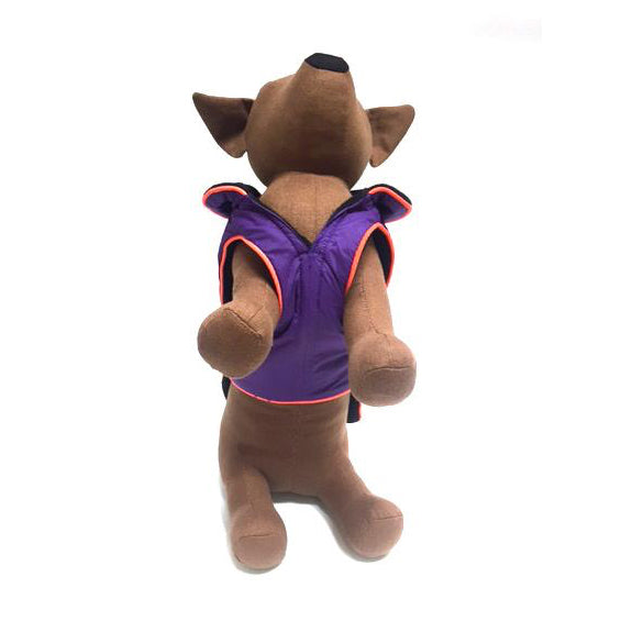 Zoomies All-Weather Coat - Purple