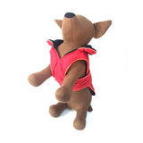 Zoomies All-Weather Coat - Red