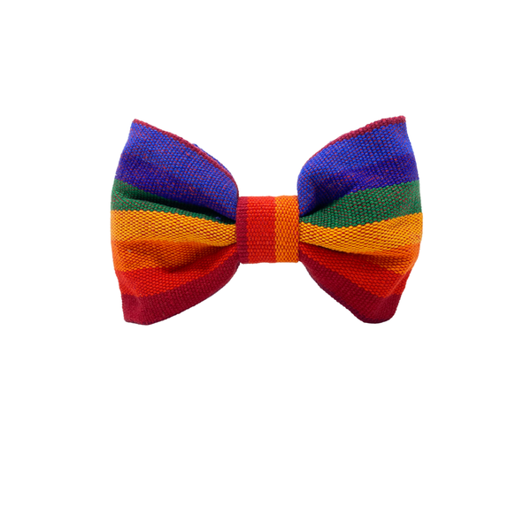 Bow Tie - Rainbow Stripes