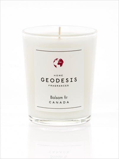 Geodesis Fir Balsam Scented Candle