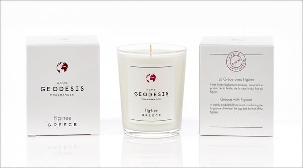 Geodesis Fig-Tree Scented Candle