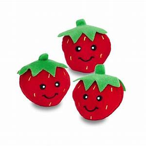 STRAWBERRY PLUSH TOY
