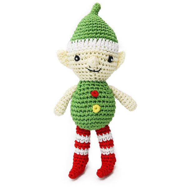 Crochet Holiday Elf