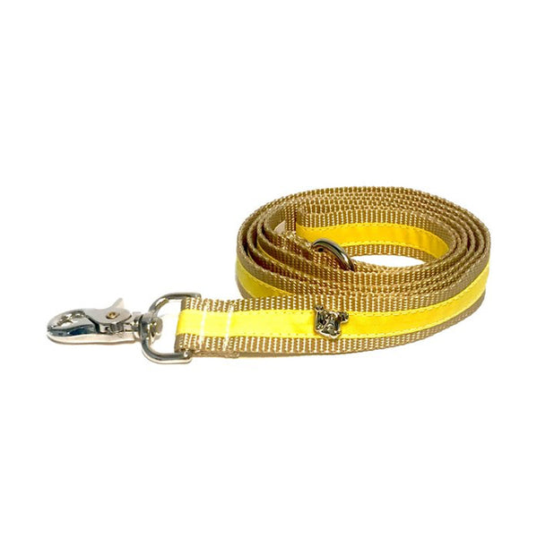Cabana Yellow Leash