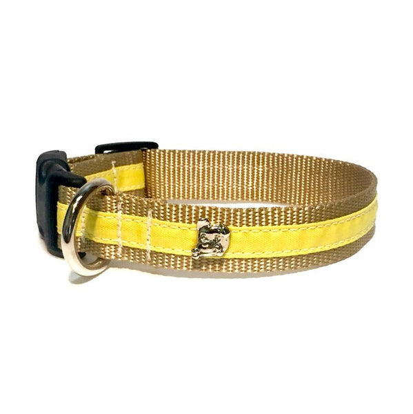 Cabana Yellow Collar