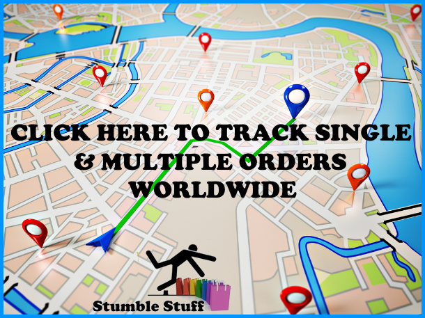 Stumble Stuff Tracking