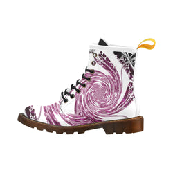 Hurricane - Unique Print Boots For Women