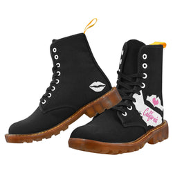 Love Cali - Unique Print Boots For Women