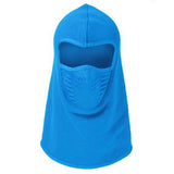Windproof Thermal Fleece Vented Hood