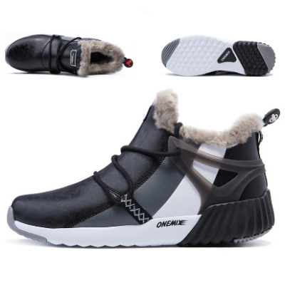 Anti Slip Plush Lined Mountain/Sport Sneaker Boots (Men/Women)