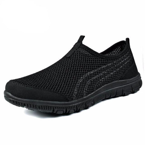 Breathable Men's Casual Slip On Flat Shoes