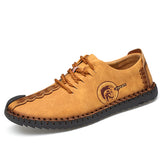 Quality Split Leather Style Moccasin Style Loafers