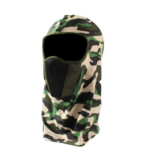 Unique Windproof Camo Clavas