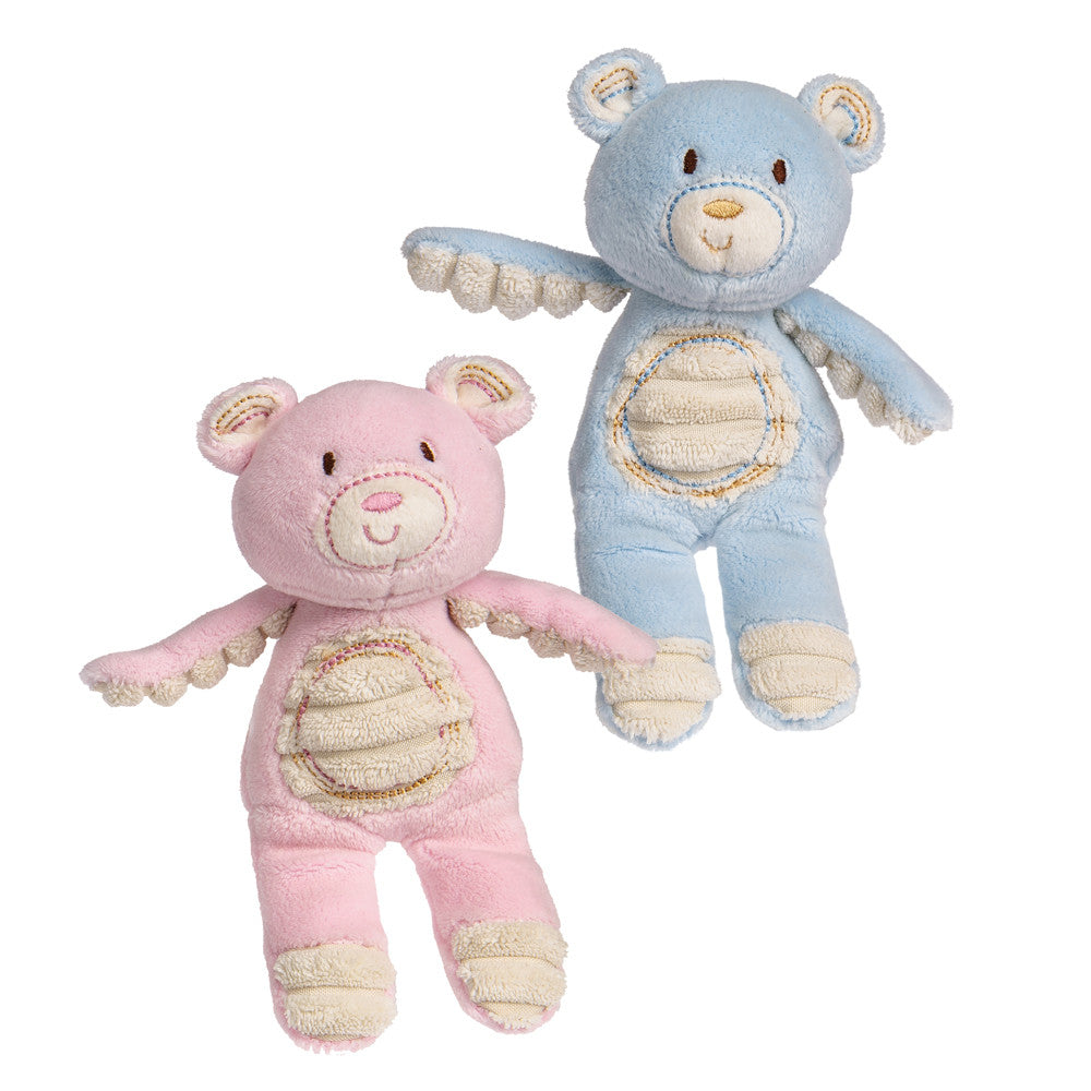 Thready Teddy Plush Rattle