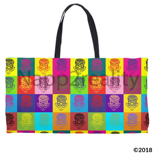 Genius Pop Culture Weekender Totes