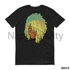 Genius Goldie Sista Loc Short-Sleeve T-Shirt Black / S