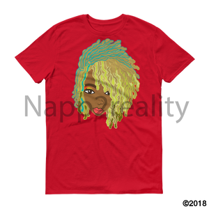 Genius Goldie Sista Loc Short-Sleeve T-Shirt Red / S