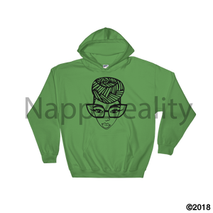 Genius Blnw Hooded Sweatshirt Irish Green / S