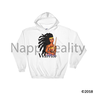 Loc Warrior Hooded Sweatshirt Sport Grey / S