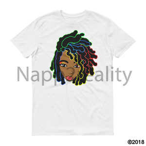 Loc Bob Genius Short-Sleeve T-Shirt White / S