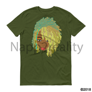 Genius Goldie Sista Loc Short-Sleeve T-Shirt City Green / S