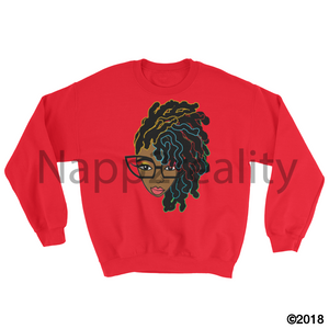 Loc Genius Sweatshirt Red / S