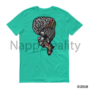 Candy Africa Short Sleeve T-Shirt City Green / S