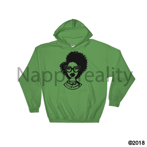 Fashion Fro Blnw Hooded Sweatshirt Irish Green / S