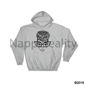 Genius Blnw Hooded Sweatshirt Sport Grey / S