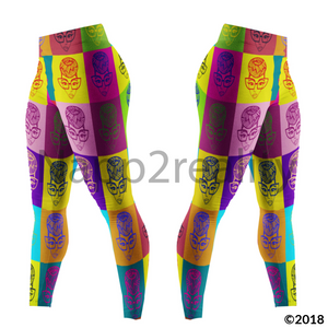 Genius Pop Culture Leggings