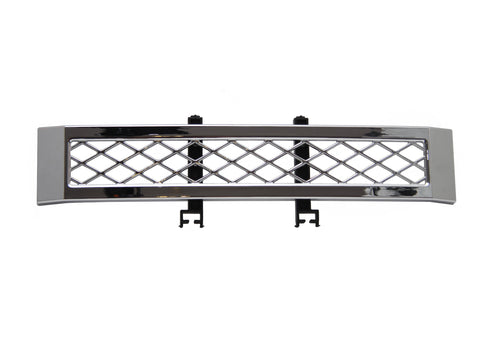2009-2014 F150 Mesh Lower Grille / Limited Chrome